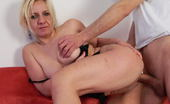 Mature.nl 141169 Horny Mature Evelyn Fucking And Sucking Like A Maniac