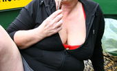 Mature.nl Kinky Mature Nudist Goes All The Way