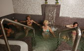 Mature.nl Mature Women Relaxing In A Sauna