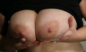 Mature.nl Big Tited Mature Slut Playing With Herself