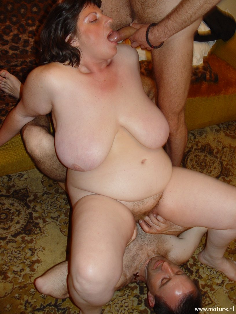 Amateur Mature Hairy Wife