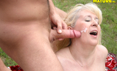 Mature.nl This Mature Slut Loves To Get Fucked In An Open Field