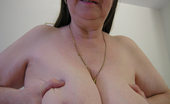 Mature.nl Big Titted Mature Slut Showing Her Stuff