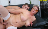 Mature.nl Horny Mature Slag Sucking And Fucking Her Ass Off