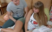 First Anal Quest Hot Teen Girl Loves To Have Her Tanned Round Butt Banged Hard And Gets Balls In Her Lovely Face
