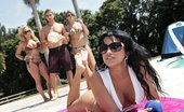 Big Tits In Sports Abella Anderson Water Polo Ho! Abella Loves Getting Wet...Which Is Why She'S Such A Big Fan Of Playing Water Polo! (Bet You Didn'T...