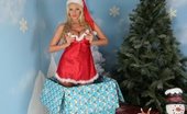 Lucy Zara Wants To Be Your Naughty Miss Santa This Year