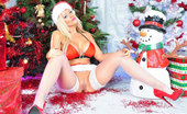 Lucy Zara Have You Seen What Is In This Years Stockings Under The Tree? Hot Busty Babe !! Merry Christmas And A Happy New Year To You All