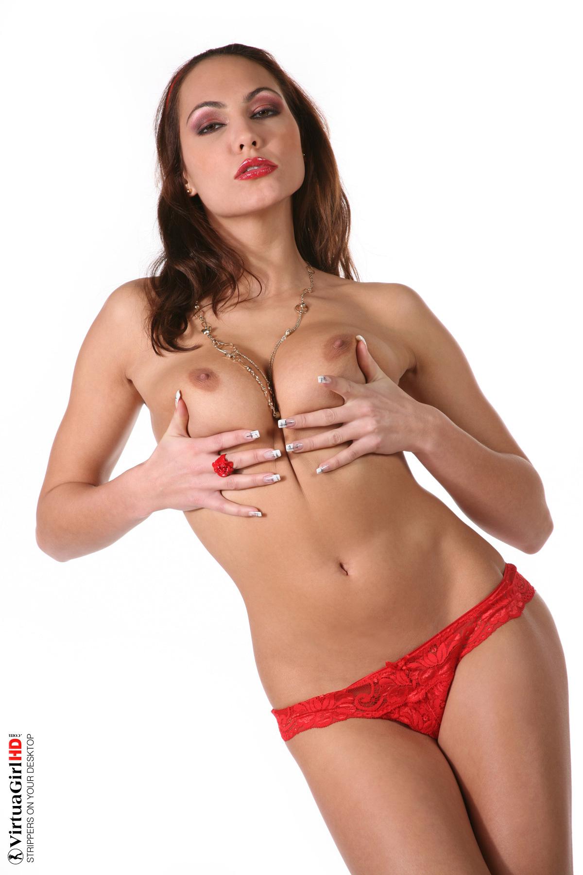 Jennifer Langdon  nackt