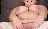 Young Fatties Full Stockined Teeny Spreads Her Pink Pussy Lips