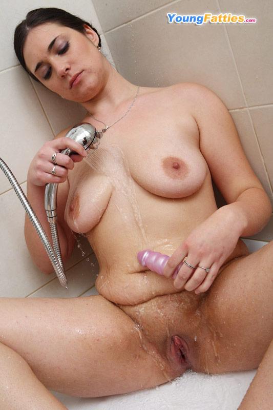 Young Blonde Teen Masturbation