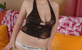 Young Fatties Gorgeous Fatty With Cute Pigtails Gets All Naked
