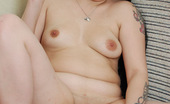 Young Fatties Juicy Fatty Demonstrates Both Of Her Smooth Holes