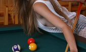 Kristina Fey Pooltable