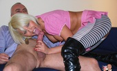 Jim Slip Gallery Th 27498 T Sexy Blonde Cutie Gets Fucked Hard By A British Old Senior