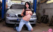 Young Busty Roxy Gorgeous Brunette Teen With Incredible Naturally Big Titties