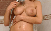 MC Nudes Olivia Voluptuous In These Hot Pictures Olivia Relaxes Her Huge Boobs With A Warm Stream Of Shower! Then She Takes Care Of The Rest Of Her Sexy Body'S Parts!