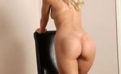 MC Nudes Carina Black Chair Carina Is A Lovely Blonde With A Wonderful Body. Innocent Carina Cant Wait To Feel Your Eyes On Her Smooth Skin.