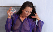 Wet And Pissy V Ross Nasty Valentina Gives Herself A Pee Enema