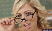 Naughty Bookworms Zoey Monroe Teacher Finds Blonde Babes Dildo And She Uses It And Makes Him Fuck Her.
