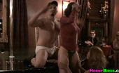 Horny Birds Stacy Real Amateur Party Babes Suck And Fuck A Male Stripper In This Amazing Real Sex Party Action