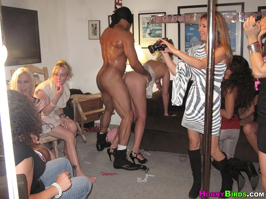 Share Amateur bachelor party stripper