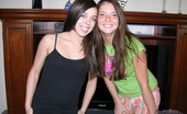 True Amateur Models Erin And Kirin Amateur Teens From True Amateur Models - Erin & Kirin