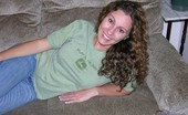 True Amateur Models Tiffany Mortgage Loan Officer Spreads Hairy Amateur Bush