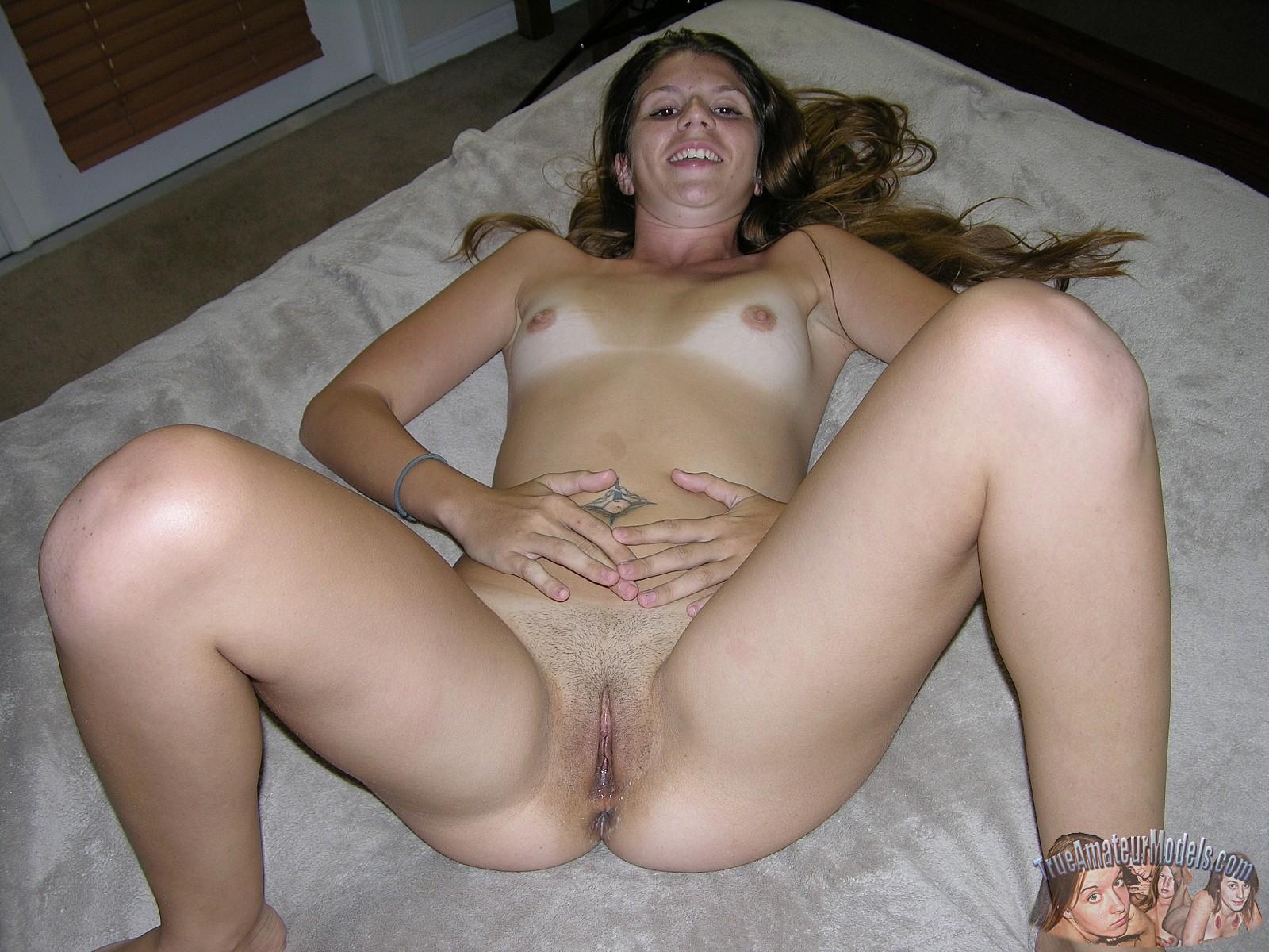 Hot Brunette Teen Creampie