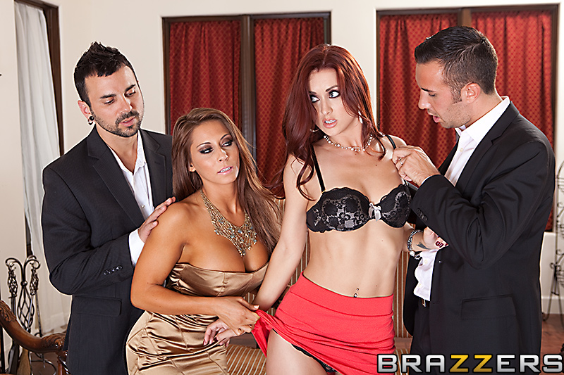 Adriana Chechik Madison Ivy