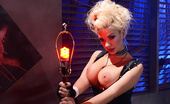 Baby Got Boobs Bibi Noel From Angel To Rebel Bibi Noel Likes To Start Every Day The Same Way: She Puts On A Little Easy Listening And Dances Arou...