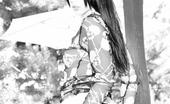 Dawn Avril Black & White Hotnessssss!