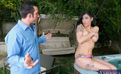 Latin Adultery Daisy Cruz Daisy Cruz Gets Her Wet Latina Pussy Pounded Outside