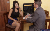Latin Adultery Ava Alvares Gorgeous Latina Kicks Working Guy And Sucks His Cock Before Getting Fucked By His Big Cock.