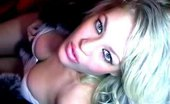 Webcams.com Blonde In Hot Lingerie