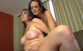 MILF Lessons With A Little Help From Cheyenne And Her Dildo Lindsay Will Become Top Of Her Class