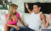 My Friend's Hot Mom Amber Lynn Bach 166435 Amber Lynn Bach Is A Horny Milf And She Decides To Sleep With Her Son'S Friend And Have Hot Sex With Him Without Letting Her Son Know.