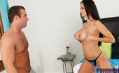 My Friend's Hot Mom Ava Addams Busty Brunette MILF AvA Addams Has Hot Sex With Big Cock.