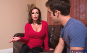 My Friend's Hot Mom Diamond Foxxx Diamond Foxxx Is A Gorgeous MILF Who Fucks Younger Cock To Have Intense Orgasms.