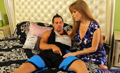 My Friend's Hot Mom Darla Crane Darla Crane Has Hot Sex With One Of Her Son'S Friends Who Hurt Himself Playing Ball.