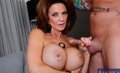 My Friend's Hot Mom Deauxma Deauxma Catches Her Son'S Friend Sticking His Dick In A Sandwich. Apparently, He'S Upset At His Boss For Making Him Go Get His Lunch. Being The Nice Women That She Is, Deauxma Decides To Give Her Son'S Friend A Hand In His Shenanigans. She Milks His Cock