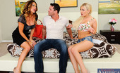 My Friend's Hot Mom Bibi Noel 166660 Bibi Is Raquel'S Babysitter And The Girlfriend Of Raquel'S Son'S Best Friend. As The Two Are Having Small Talk About Raquel'S Night Out With Her Girls, Her Boyfriend Preston Comes Into The Room. It'S Been A While Since Raquel Has