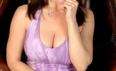 Busty Britain Big Tits British Babe Rebekah Dee Dildo Fucks Her Pussy Hole