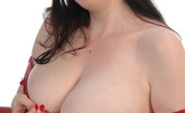 Busty Britain Emily Cartwright Play With Her Giant Juggs And Dildo Fucking