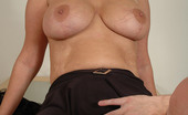 Busty Britain Big Tits British Mature Morgan Gets Cunt Fingered And Fucked