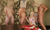 CFNM Secret Devon Amazing Hot Mini Skirt Milfs Devon Janet And Holly Get Fucked Hard By 3 Dudes With Paper Bags On Their Heads In These Amazing Pics And Big Hot Fucking Movie