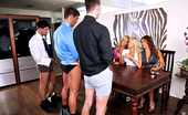 CFNM Secret Adrianna Super Sexy Big Tit Get Fucked By The Biggest Cocks In This Tape Measuring Big Dong Fucking And Masterbation Competetion Pics