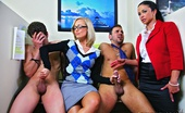 CFNM Secret Jewel 2 Super Hot Fucking Big Ass Milfs Share Their Hot Asses In These Office Fucking Pics