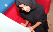 Club Tug Muslim Milker Muslim Girl Sadie Milking Big Cock For The First Time