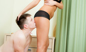 Brutal Facesitting Kinky Oral Pleasures Masturbation Drives Domme So Excited She Feels She Has To Fuck Slave'S Face
